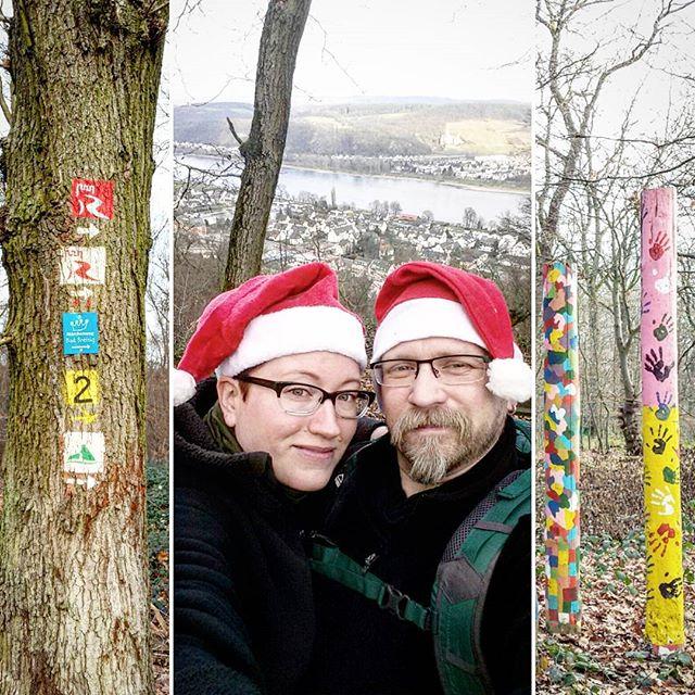 Weihnachtsspaziergang zur Keltensiedlung