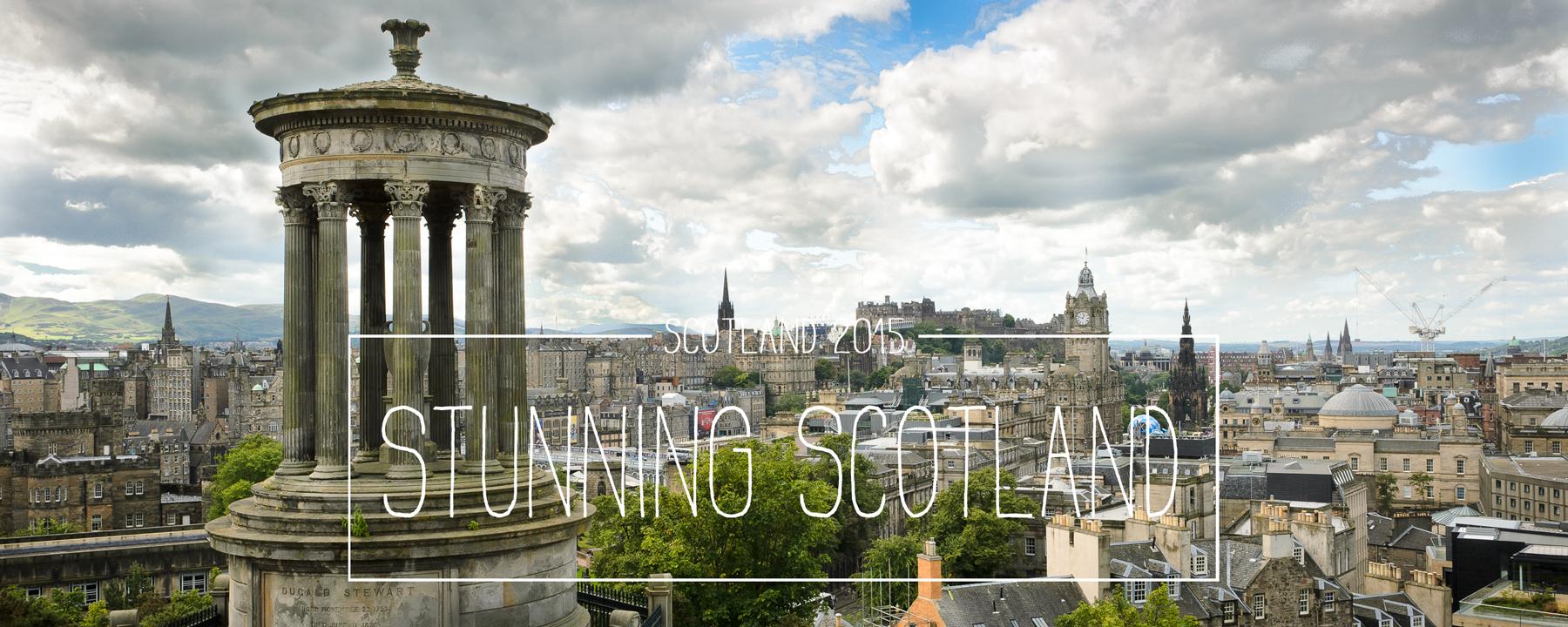 My stunning Scotland