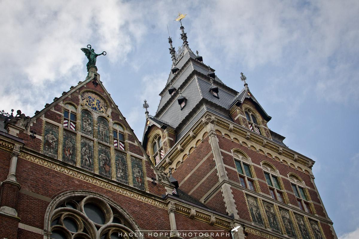 Das Amsterdamer Rijksmuseum – ein Hort der Schätze