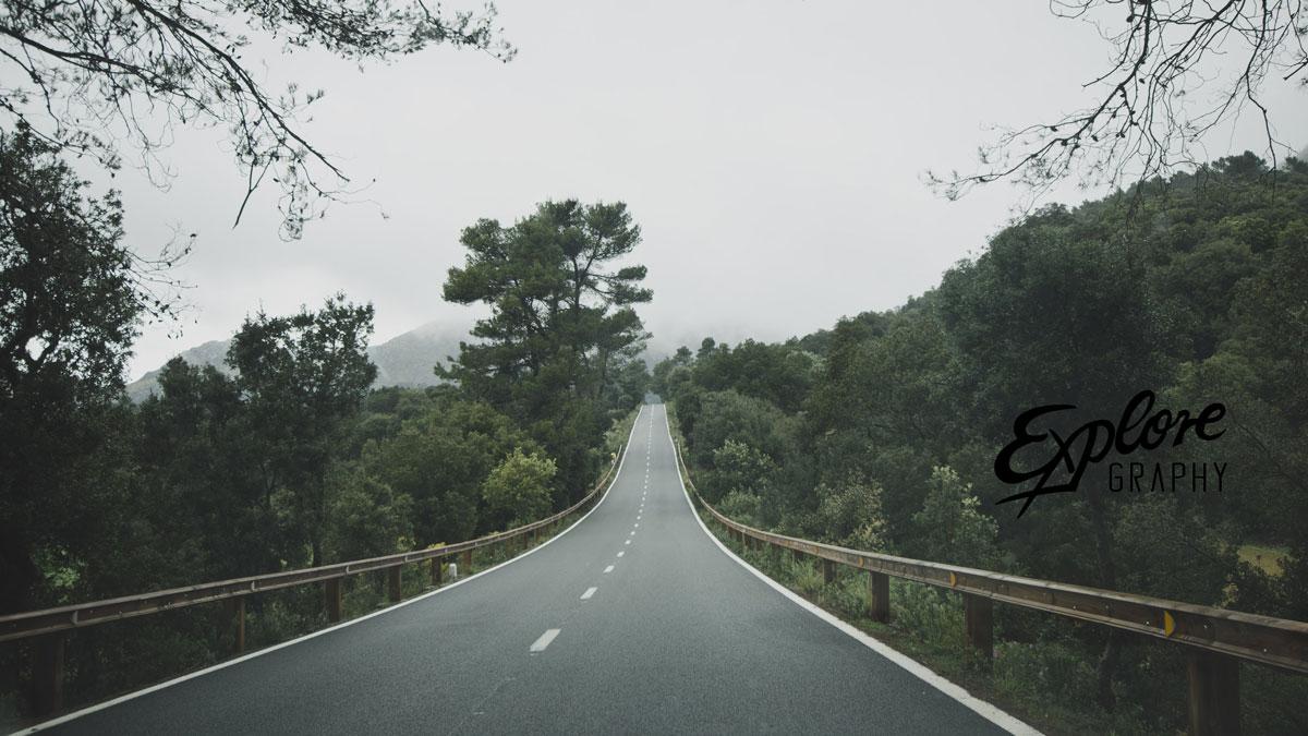 Die Straße zieht mich fort …