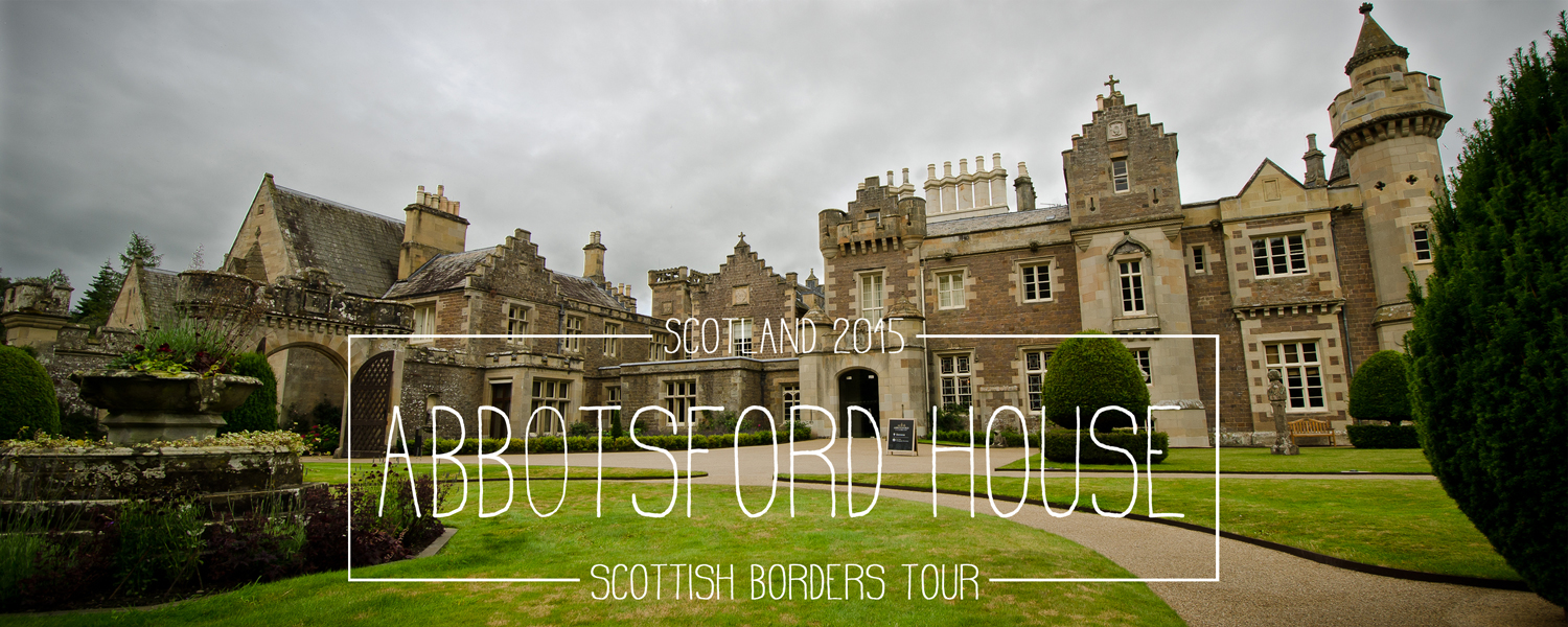 Abbotsford House und Scott's View