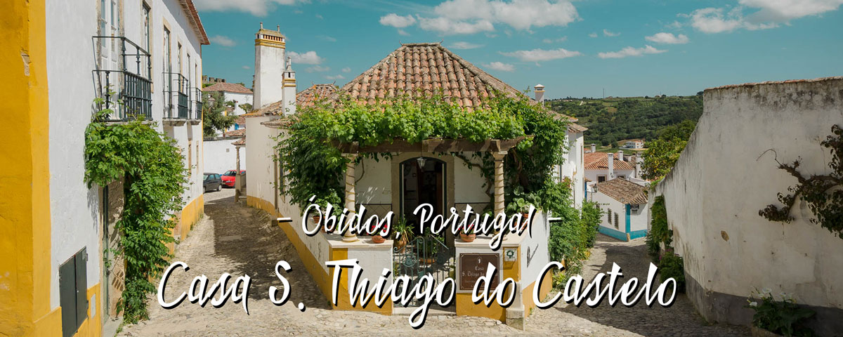 Hotel Casa S. Thiago do Castelo