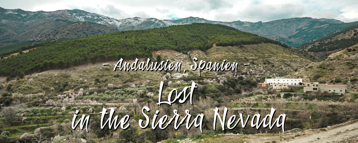 Lost in the Sierra Nevada