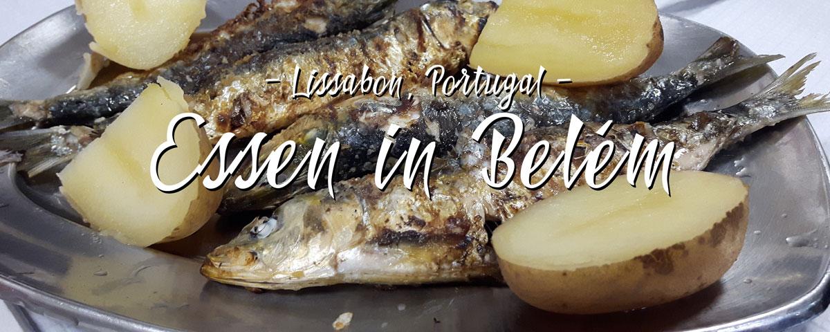 Essen in Belém