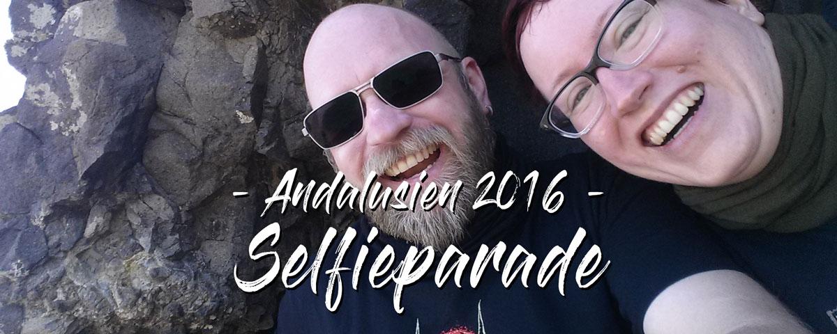 Selfieparade Andalusien 2016