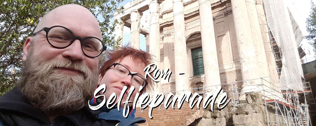Selfieparade Rom 2018