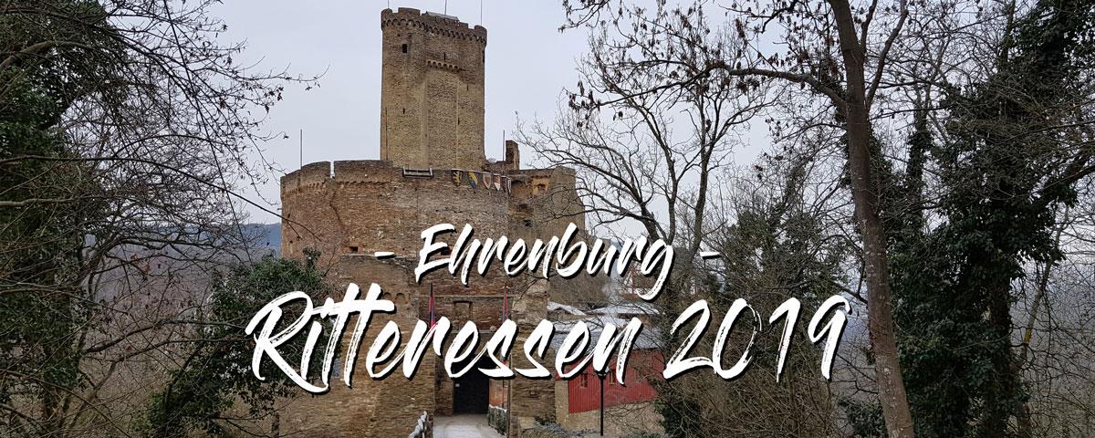 Ritteressen auf der Ehrenburg 2019