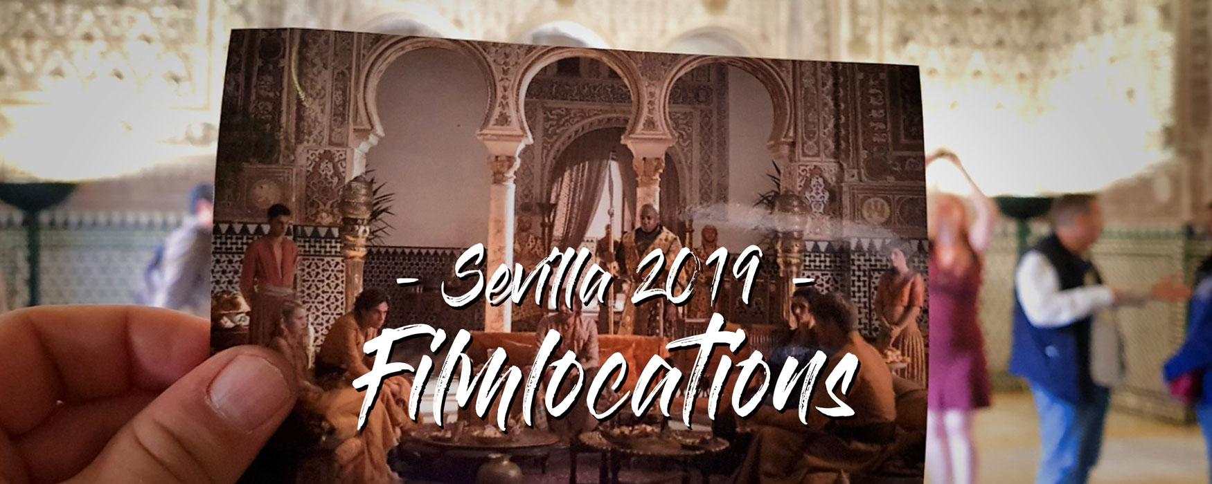 Filmlocations in Sevilla